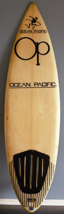 Ocean Pacific Op Thruster Shortboard Early 1990 S