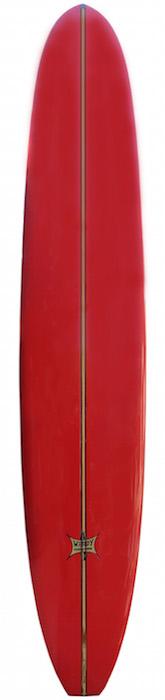 Wardy surfboards 10' longboard (mid-late 1960's) | All original