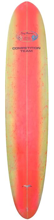 Donald Takayama Competition noserider longboard (1980's)