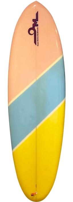 Ocean Motion surfboard (early 1980's)