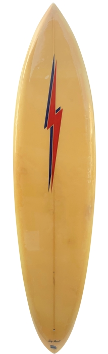 Lightning Bolt shaped by Rory Russell (mid 1970's)
