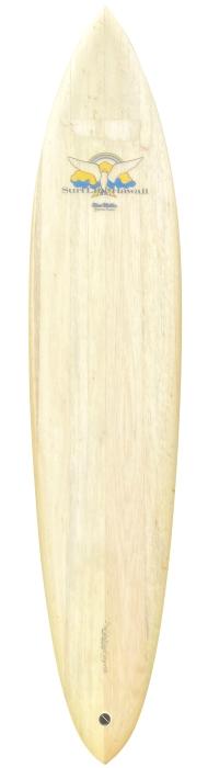 Surfline Hawaii balsa by Steve Walden (early 2000's)