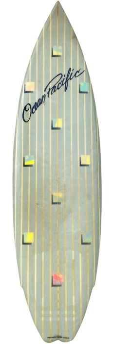 Ocean Pacific surfboard (mid-late 1980's)