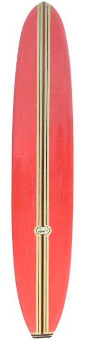 Greg Noll custom longboard (mid 1960s)